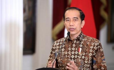 Presiden Jokowi: Indonesia Peringkat Ke-6 Dunia Vaksinasi Terbanyak