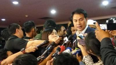 Breaking News: KPK Tangkap Azis Syamsuddin di Jakarta