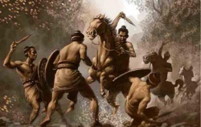 Pertempuran Sengit Mahisa Nabrang Vs Ranggalawe yang Berakhir Tragis