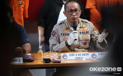 Polisi Tangkap Sindikat Narkoba Antar-Pulau, 22 Kg Sabu dan Ganja Disita