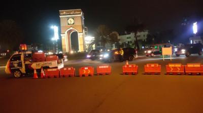 Polisi Berlakukan Crowd Free Night di Alam Sutera Malam Ini