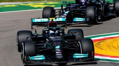 Hasil Latihan Bebas 1 F1 GP Rusia 2021: Valtteri Bottas Asapi Lewis Hamilton dan Max Verstappen