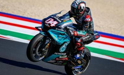 Bantu Kembangkan Motor Yamaha, Dovizioso Siap Bocorkan Data Ducati dan Aprilia