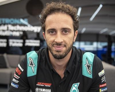 Masih Adaptasi saat Kembali ke MotoGP, Perasaan Dovizioso Campur Aduk
