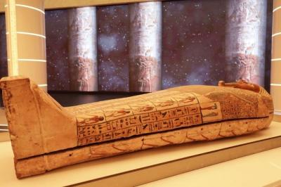 Baru Ditemukan, Peti Mati Firaun Langsung Dipamer di Dubai Expo 2020