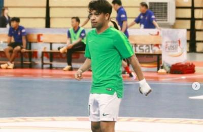 Aksi Heroik Ardiansyah Runtuboy saat Tim Futsal Papua Hadapi Sumatera Utara di PON XX Papua