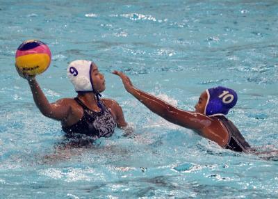 PON XX Papua, Tim Polo Air Putri Jawa Barat Taklukkan Papua 22-7