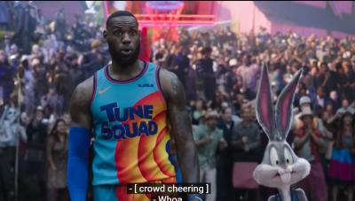 Sinopsis Space Jam: A New Legacy, Film Bugs Bunny X LeBron James