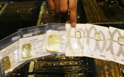 Daftar Terbaru Harga Emas Antam di Akhir Pekan