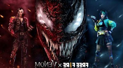 Keren! Akhirnya Game Free Fire Kolaborasi dengan Venom