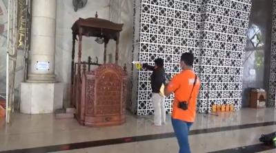 JK Minta Pengurus Masjid Tingkatkan Kewaspadaan