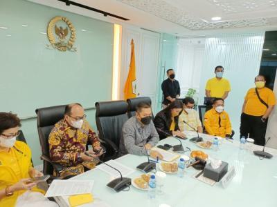 Golkar Janji Berikan Bantuan Hukum untuk Azis Syamsuddin