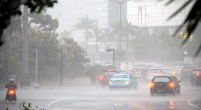 Cuaca Jakarta Hari Ini: Sejumlah Wilayah Hujan dari Siang hingga Malam