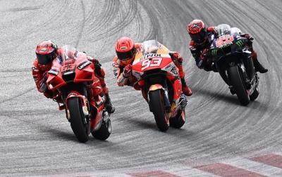 Marc Marquez Akui Pembalap Ducati Lebih Bahaya daripada Yamaha Musim Ini