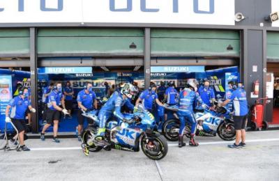 Dampak Positif dari Uji Coba Motor Baru Bikin Suzuki Lebih Optimis Tatap MotoGP 2022