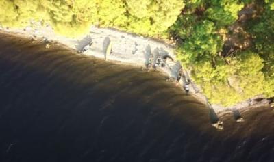 Heboh Pilot Rekam Penampakan 'Monster' di Bawah Air Gegerkan Warganet