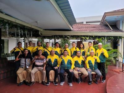 Berharap Jadi Juara Umum, Sumatera Utara Kirim 10 Atlet Biliar ke PON XX Papua