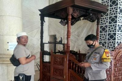Ini Motif Pelaku Pembakaran Mimbar Masjid Raya Makassar, Bikin Geleng-Geleng Kepala