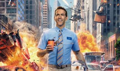 Sinopsis Free Guy, Ryan Reynolds Hidup di Dunia Video Game