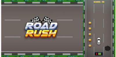 Mainkan Game Road Rush dan Pacu Adrenalinmu