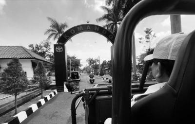 Ketika Prabowo Subianto Nostalgia Saat Sambangi Pusdikpassus di Batujajar