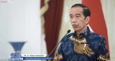 Survei: 61,8% Masyarakat Puas dengan Kinerja Presiden Jokowi Tangani Pandemi Covid-19