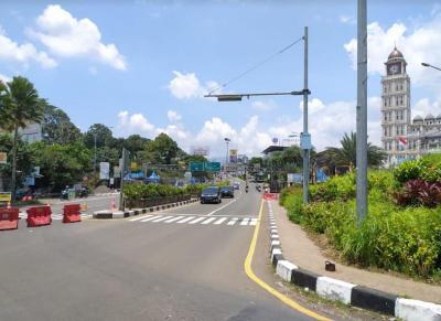 Antisipasi Macet, Oneway Arah Jakarta Diberlakukan di Jalur Puncak
