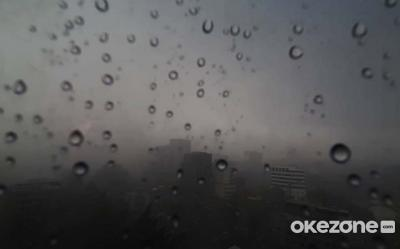 Hujan Disertai Angin Kencang Guyur Depok