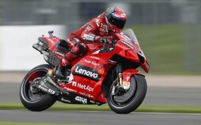 Kompetitif di MotoGP 2021, Alex Rins Akui Ducati Lima Langkah di Depan Suzuki
