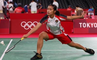 Piala Sudirman 2021: Gregoria Atasi Permainan Anastasia, Indonesia Menjauh atas Rusia 2-0