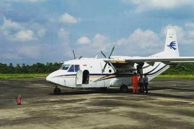 Duh! Penerbangan ke Pedalaman Papua dari Timika Dipangkas 70 Persen