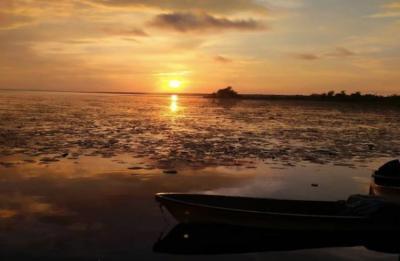 Menikmati Keindahan Rombebai di Bumi Cenderawasih, Danau Terbesar Kedua setelah Sentani