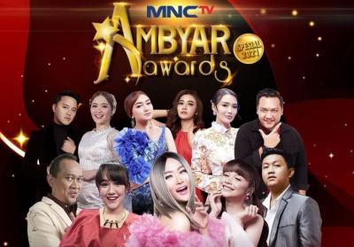 Reuni Keluarga Ambyar di Ambyar Awards Spesial 2021