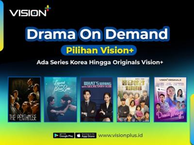 Ini Deretan Drama on Demand Vision+: The Penthouse, Reply 1988, hingga Dunia Maya