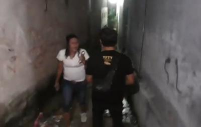 Aksi Kejar-kejaran Warnai Penggerebekan Kampung Narkoba di Medan