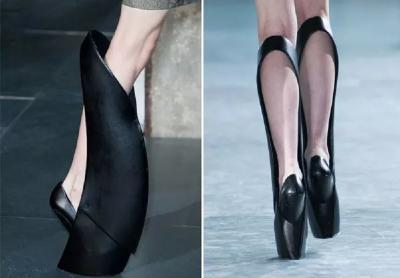 Dari Masa ke Masa, Inilah 5 Desain Sepatu Unik di New York dan Paris Fashion Week