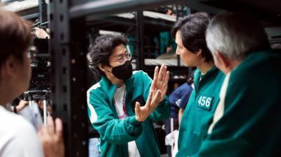 Sutradara Drama Korea Squid Game Tak Ingin Buru-buru Garap Season 2