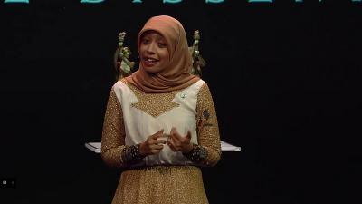 Pernah Masuk 100 Perempuan Berpengaruh, Komika Sakdiyah Berbagi Pengalaman Jadi Komedian
