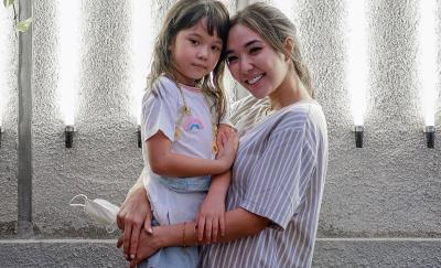 Hati Meleleh Lihat Kompaknya Gempi dan Gisel, Netizen: Kayak Kakak Adik Bun