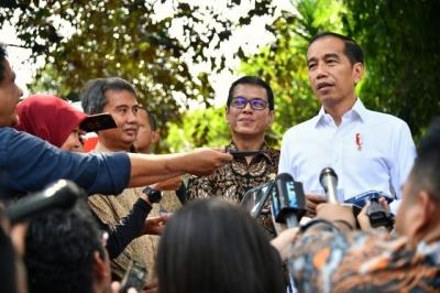 Jokowi: 1,5 Tahun Pandemi, Kondisi Indonesia Beranjak Membaik