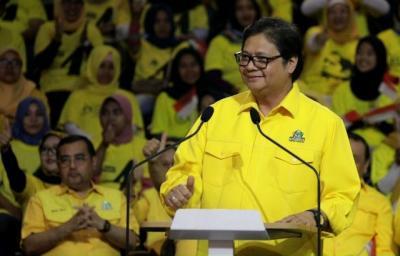 Airlangga Putuskan Wakil Ketua DPR Pengganti Azis Syamsuddin Malam Ini