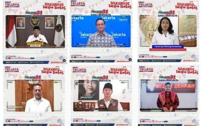 Sejumlah Tokoh Ucapkan Selamat HUT Ke-31 Radio Trijaya