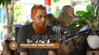 Sosok Umar Patek, Eks Teroris yang Kini Jago Ngegombal