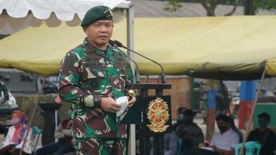 Jawab Gatot soal TNI AD Disusupi PKI, Pangkostrad : Tudingan Keji