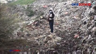 Astaga! Ratusan Makam di Bekasi Tertimbun Gunungan Sampah, Berikut 5 Faktanya