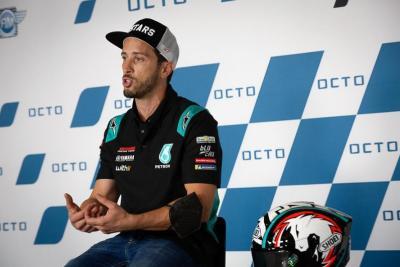 Kuasai Data Ducati dan Aprilia, Yamaha Lakukan Langkah Tepat Tunjuk Dovizioso