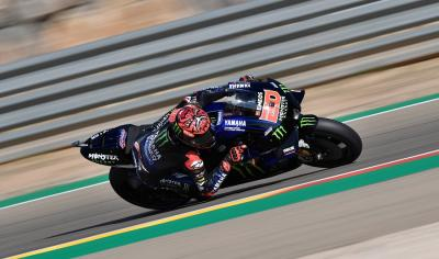 Francesco Bagnaia Makin Dekat ke Fabio Quartararo di MotoGP 2021, Lin Jarvis Tidak Khawatir