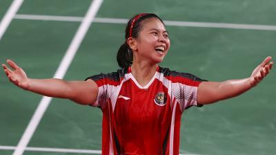 Lama Tak Juara, Greysia Polii Sebut Tim Bulu Tangkis Indonesia Sangat Berhasrat Boyong Piala Sudirman ke Tanah Air