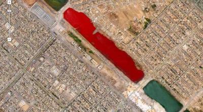 10 Penampakan Aneh yang Terekam Google Maps, Pulau Hantu hingga Danau Darah