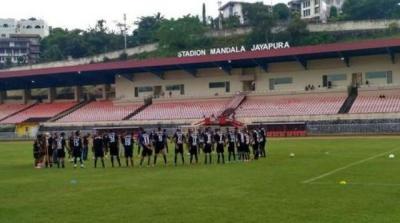 Pertandingan Sepakbola Putra PON XX Papua 2021 Boleh Dihadiri Penonton, Ini Cara dan Syaratnya